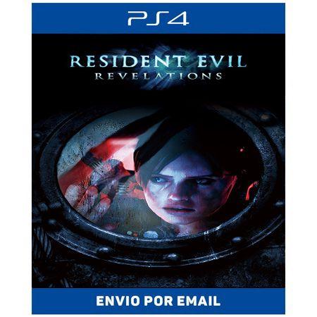 RESIDENT EVIL REVELATIONS - Ps4 Digital