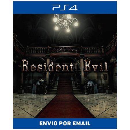 Resident Evil - Ps4 Digital
