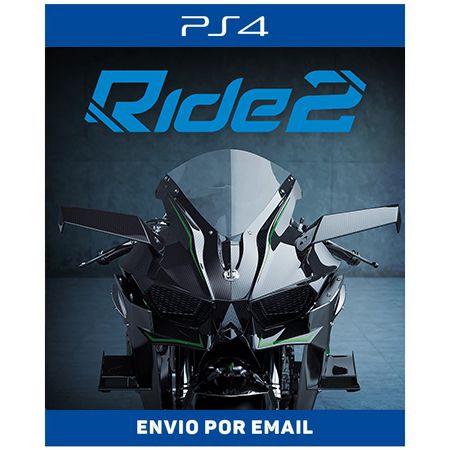 Ride 2 - Ps4 Digital