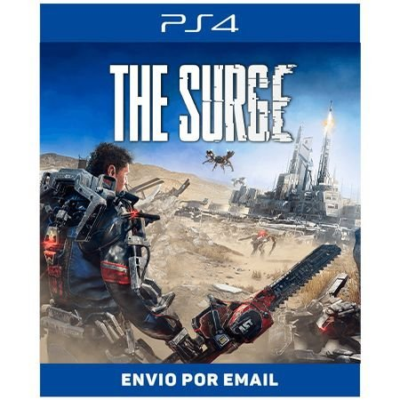 The Surge - Ps4 Digital