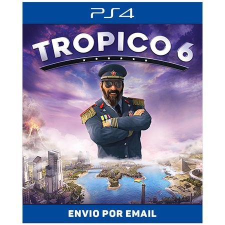 Tropico 6 - Ps4 Digital