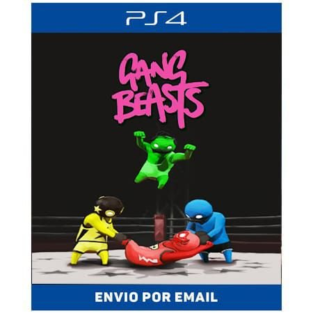 Gang Beasts - Ps4 Digital