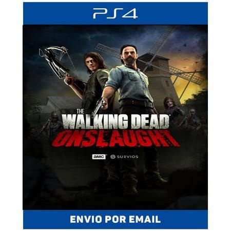 The Walking Dead Onslaught - Ps4 Digital