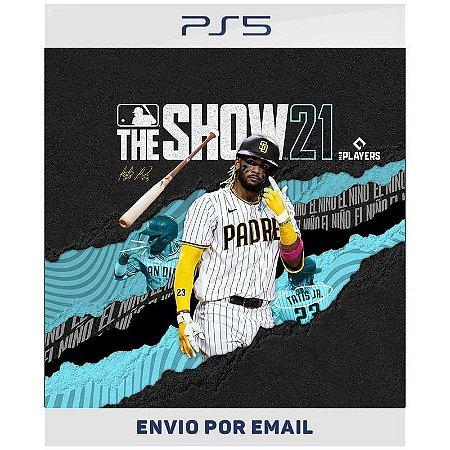 MLB The Show 21 - PS5 & Ps4 Digital