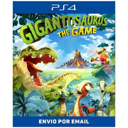 Gigantosaurus o jogo - Ps4 Digital