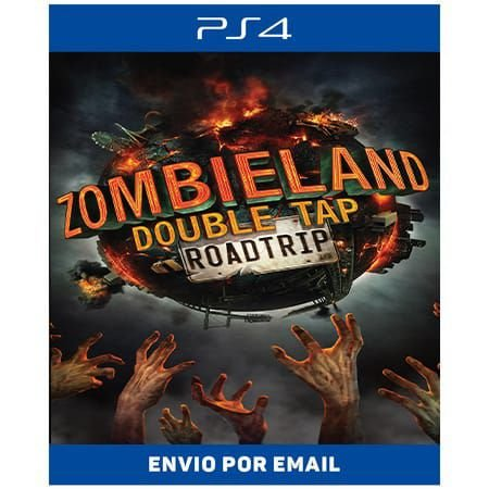 Zombieland Double Tap- Road Trip - Ps4 Digital