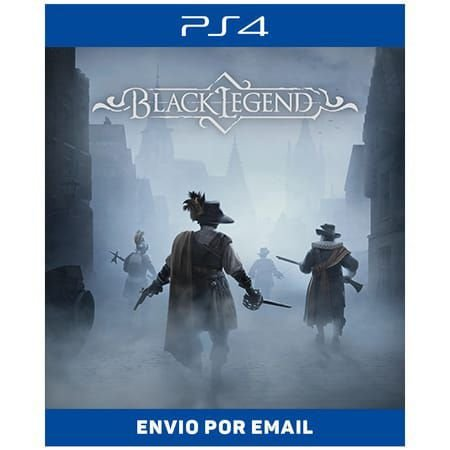 Black Legend - Ps4 Digital
