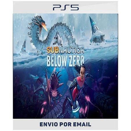 Subnautica Below Zero - Ps4 Digital