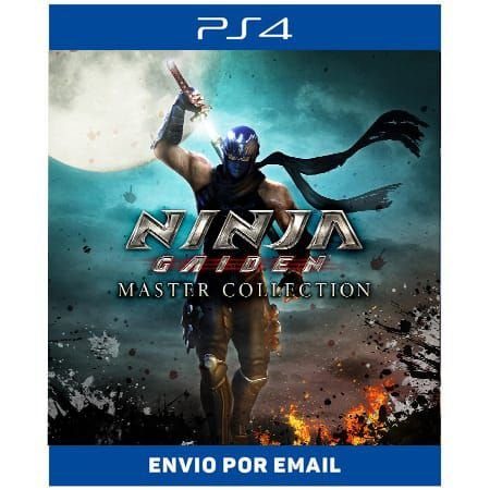 NINJA GAIDEN Master Collection - Ps4 Digital
