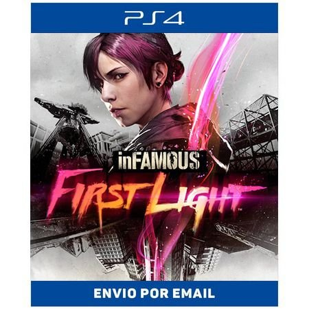 inFAMOUS First Light - Ps4 Digital