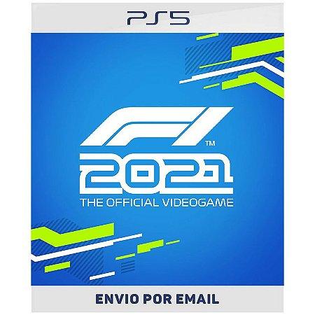 F1 2021 Standard Edition Pre venda - PS4 & PS5 Digital