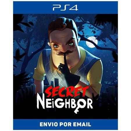 Secret Neighbor - Ps4 Digital