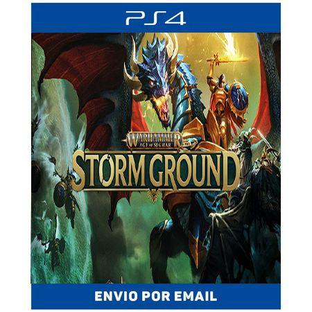 Warhammer Age of Sigmar Storm Ground Ps4 Digital