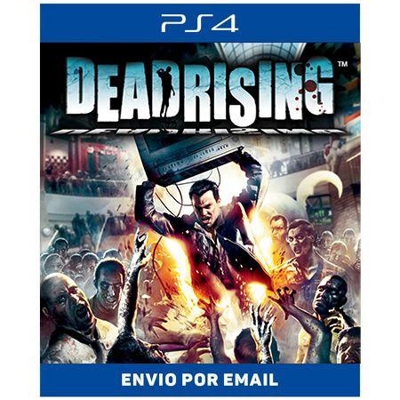 Dead Rising - Ps4 Digital