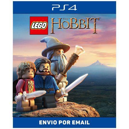 LEGO O Hobbit - Ps4 Digital