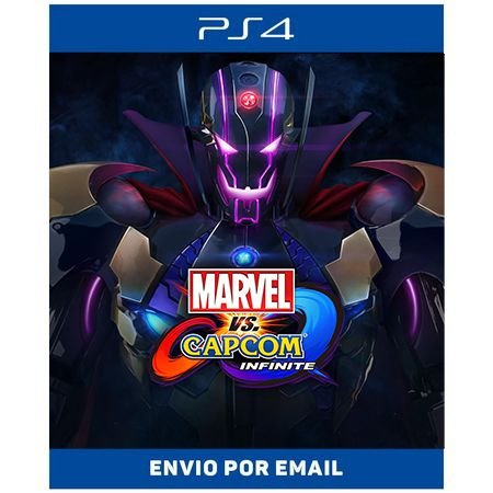 Marvel vs Capcom Infinite Deluxe Edition - Ps4 Digital