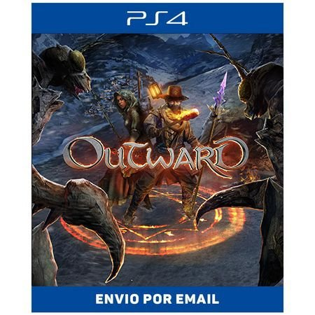 Outward - Ps4 Digital