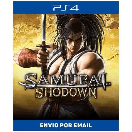 SAMURAI SHODOWN - Ps4 Digital
