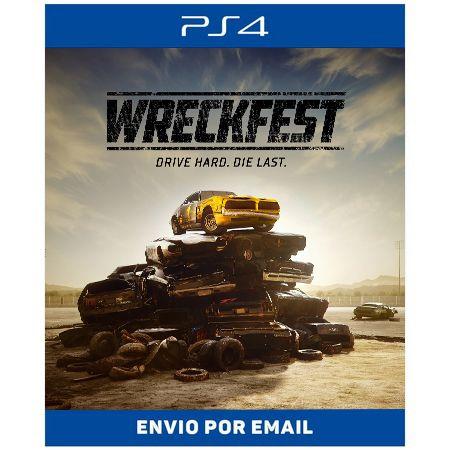 Wreckfest - Ps4 Digital