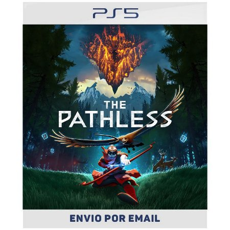 The Pathless Ps4 & Ps5 Digital