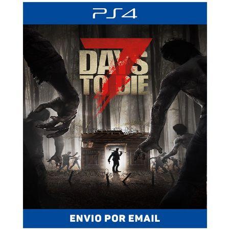7 Days to Die - Ps4 Digital