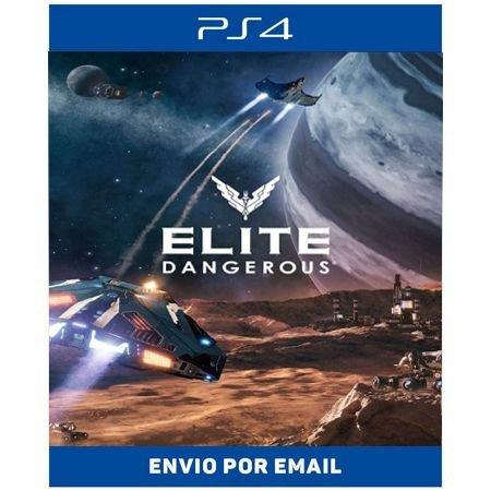 Elite Dangerous - Ps4 Digital