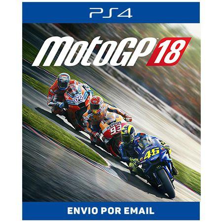 MotoGP 18 - Ps4 Digital