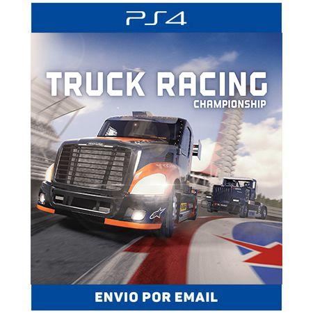 FIA European Truck Racing Championship - Ps4 Digital
