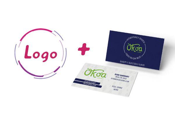 Logo + Cartão de Visitas
