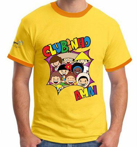 Clubinho AMAI - Camiseta
