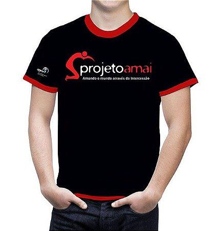 AMAI - Camiseta preta