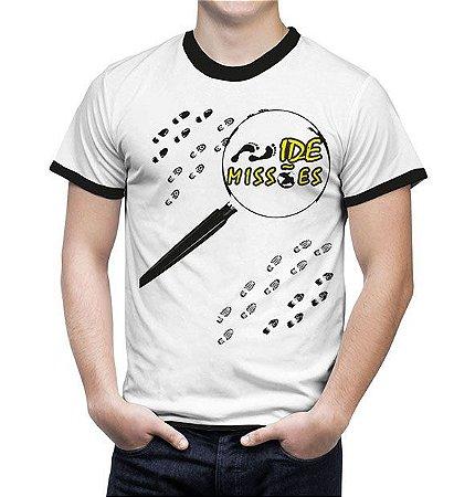 Ide Missões - Camiseta Branca