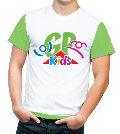 GP Kids - Camiseta