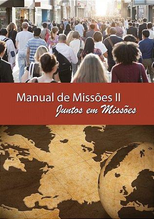 Manual de Missões 2 - Juntos em Missões