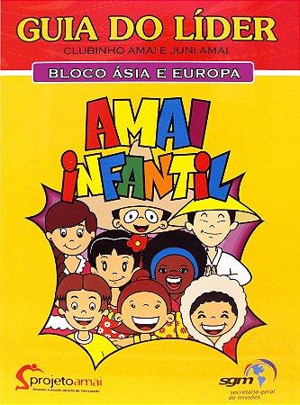 AMAI Infantil - Bloco Ásia/Europa