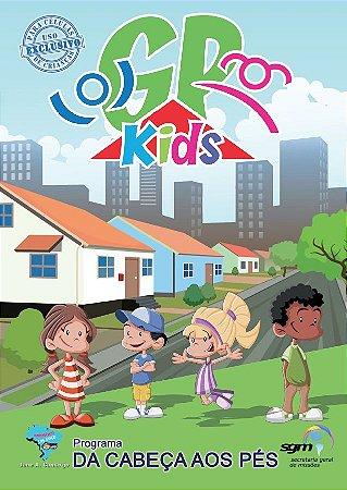 GP Kids 2 - Programa da cabeça aos pés
