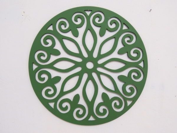 Mandala para decoração de ambientes Mdf 6mm ( Pintado qualquer cor )