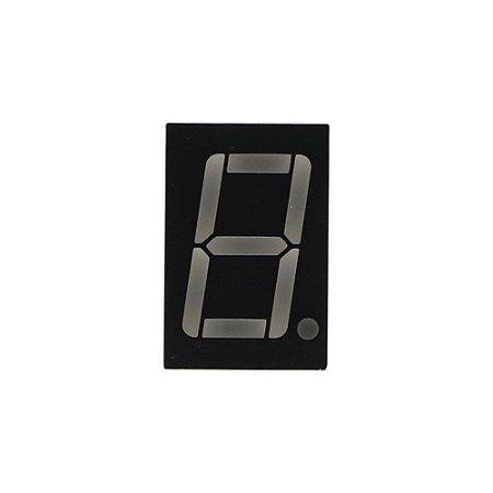 Display 7 Segmentos Anodo Comum - HS-5101BS Vermelho