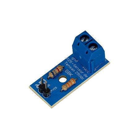 Sensor Tensão DC GBK Robotics P25