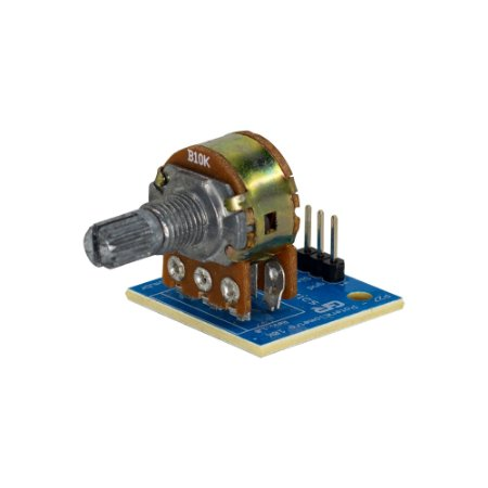 Módulo Potenciômetro 10K GBK Robotics P27