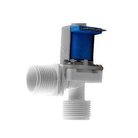 Válvula Solenoide para Água 12VDC 90° (3/4 x 3/4) VA 09