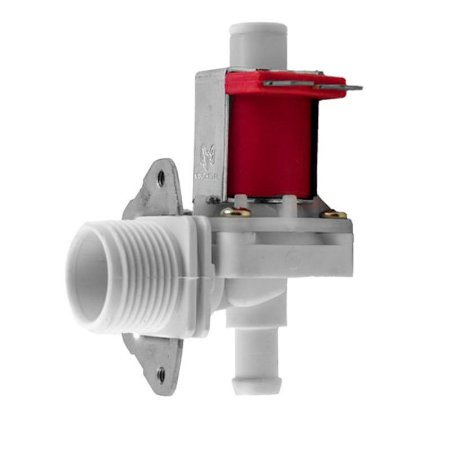 Válvula Solenoide Para Água 24VDC 90° (3/4 x 3/8) VA NA 05