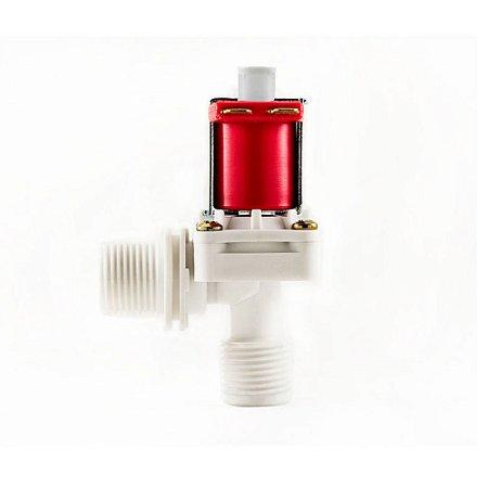 Válvula Solenoide Para Água 24VDC 90° (1/2 x 1/2) VA NA 08