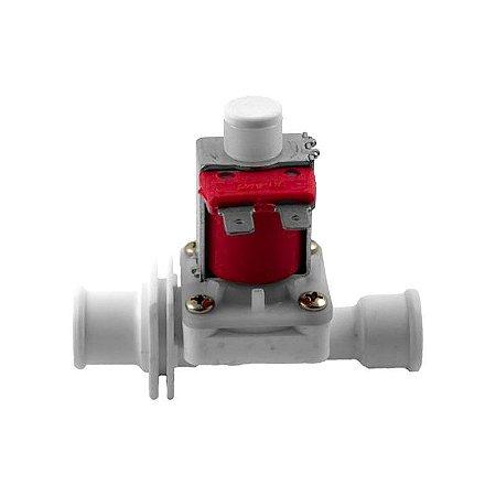 Válvula Solenoide Para Água 24VDC 180° (1/4 x 1/4) VA NA 06
