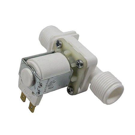 Válvula Solenoide para Água 24VDC 180° (1/2 x 1/2) VA 03