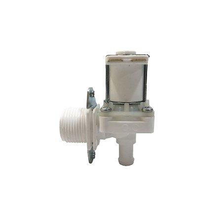 Válvula Solenoide para Água 24VDC 90° (3/4 x 3/8) VA 05
