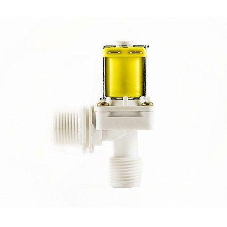 Válvula Solenoide para Água 127V 90° (1/2 x 1/2) VA 08
