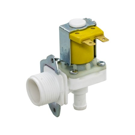 Válvula Solenoide para Água 127V 90° (3/4 x 3/8) VA 05
