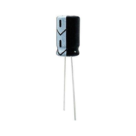 Capacitor Eletrolítico 10uF / 25V