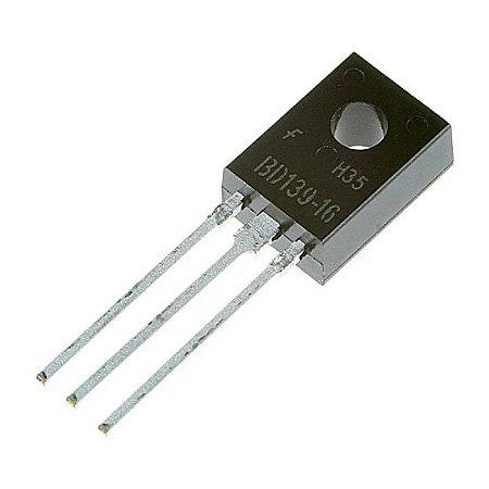 Transistor NPN - BD139